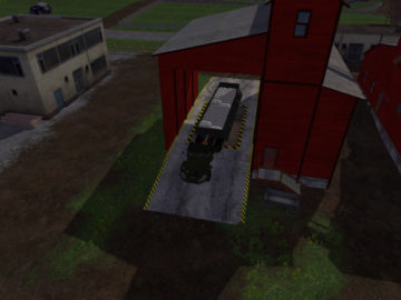 Magirus Deutz Jupiter tractor with semi-trailer V 1.15 LS 2015 (8)