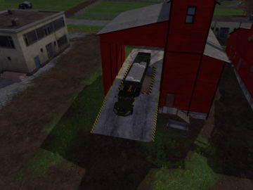 Magirus Deutz Jupiter tractor with semi-trailer V 1.15 LS 2015 (9)