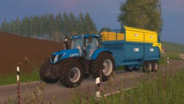 NEW HOLLAND T7.270 PACK V1.1 LS15 (2)