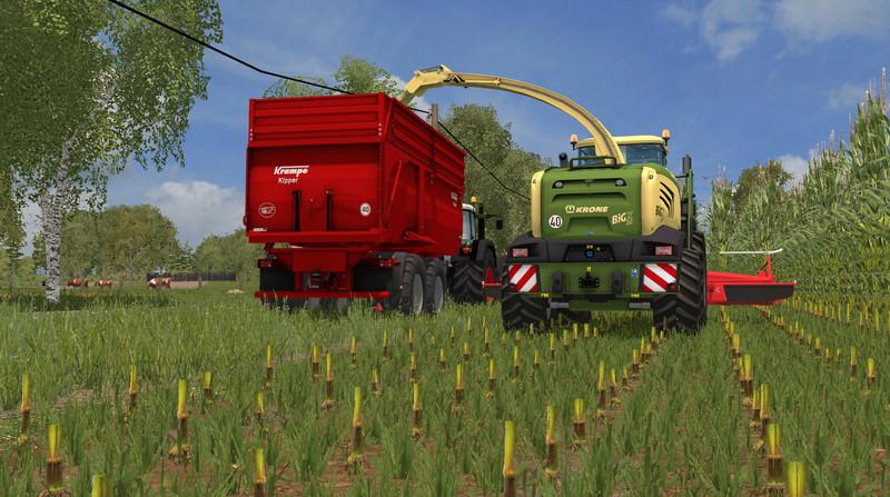Northern Germany by Tobsn333 V 10 Map FS15 Farming simulator 2019