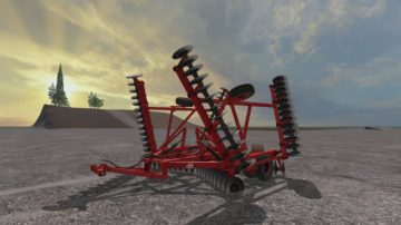 PACK OF TOWS TRACTORS AND TOOLS V2 FS 2015 (12)