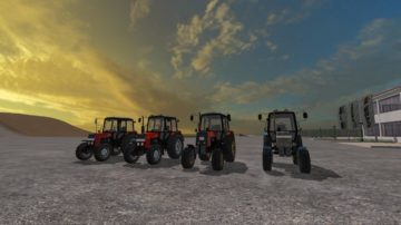PACK OF TOWS TRACTORS AND TOOLS V2 FS 2015 (17)