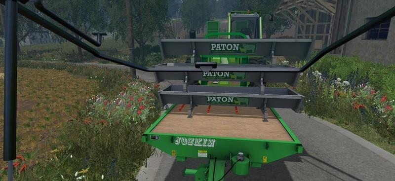 Pack Paton Livestock feeder V 1 0 FS15 - Farming simulator 2019