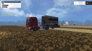 SCANIA 144L AGRAR V1 TRUCK (1)