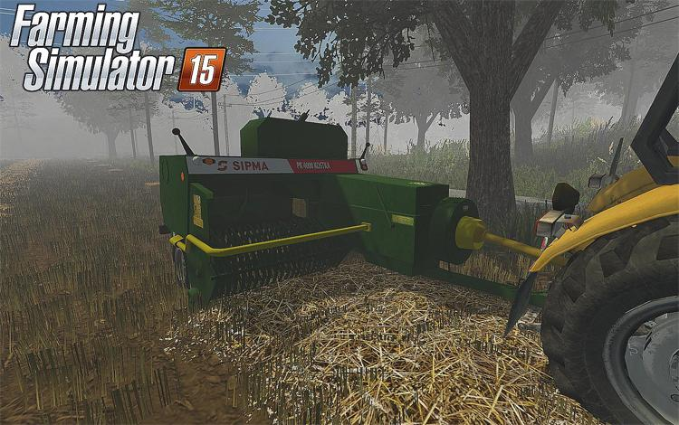 SIPMA PK4000 V1 1 PIETERLS FS15 - Farming simulator 2019