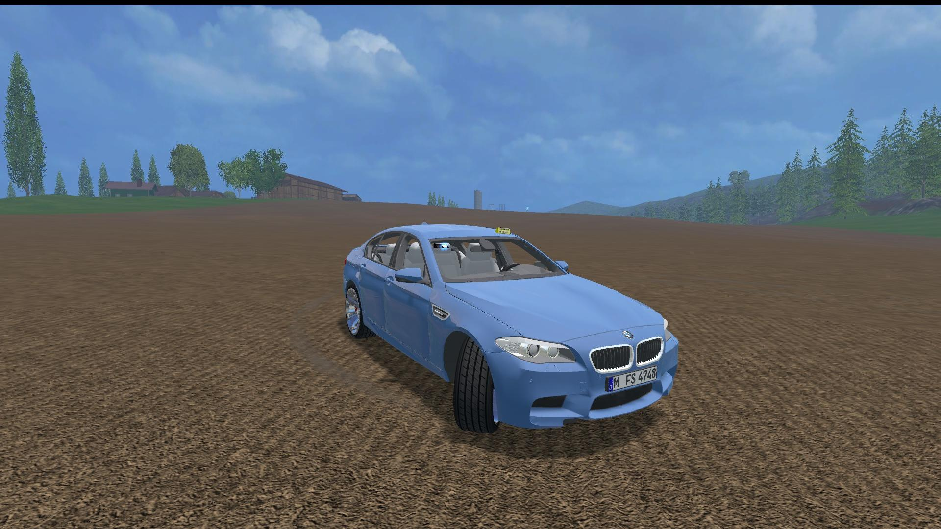Bmw M5 Zivil Kdow Car Farming Simulator 2019 2017