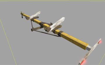 Bruns Combine Header Trailer V 1.0 Mod (2)