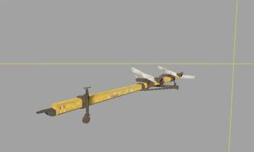 Bruns Combine Header Trailer V 1.0 Mod (5)