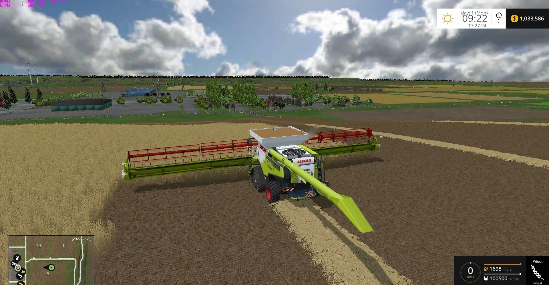 Canadian Map Farming Simulator 2015%0A CANADIAN PRAIRIES ULTIMATE V  FS