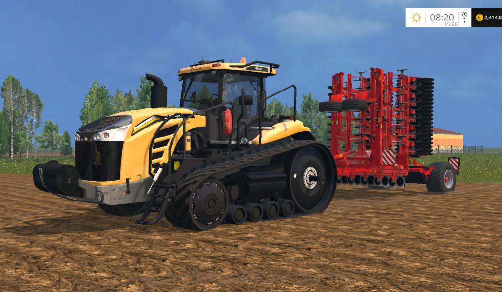 HORSCH JOKER 12RT MOD - Farming simulator 19 / 17 / 15 Mod