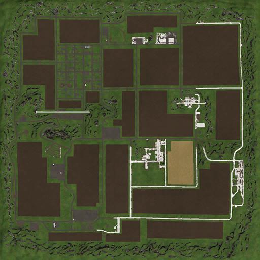 MIDTOWN USA FS MAP Farming Simulator LS Mod - Fs15 us maps