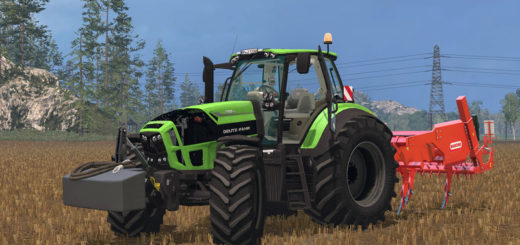 Dynamic Hoses - Farming simulator 2019 / 2017 / 2015 Mods