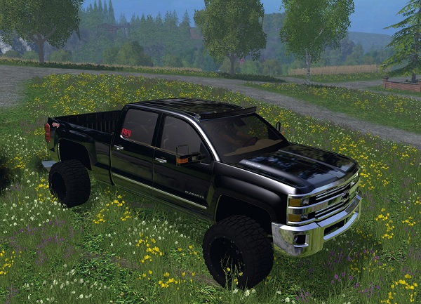 Farming simulator 2017 chevy