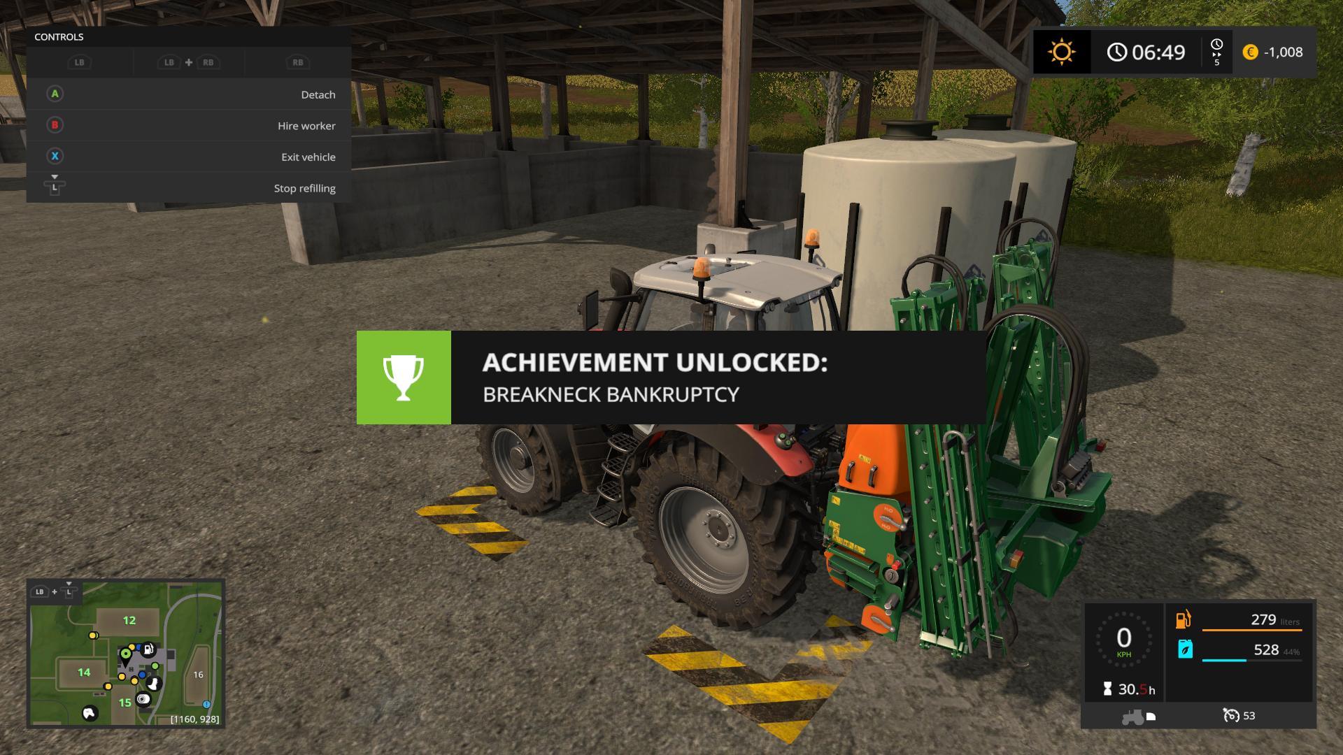 FS17 GOLD CREST EDIT BY STEVIE - Farming simulator 2019