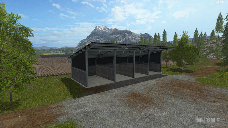 Fs17 Storage Shelter V 1 0 Farming Simulator 2017
