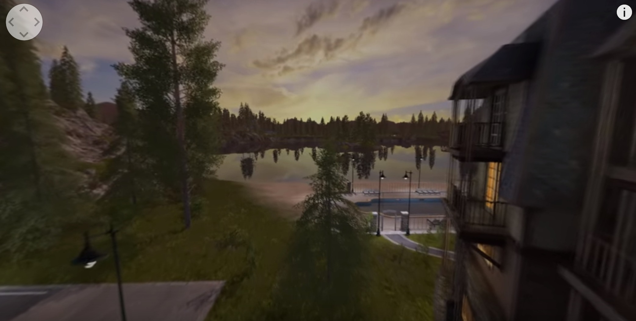 Farming Simulator 17 - Goldcrest Valley Map in 360