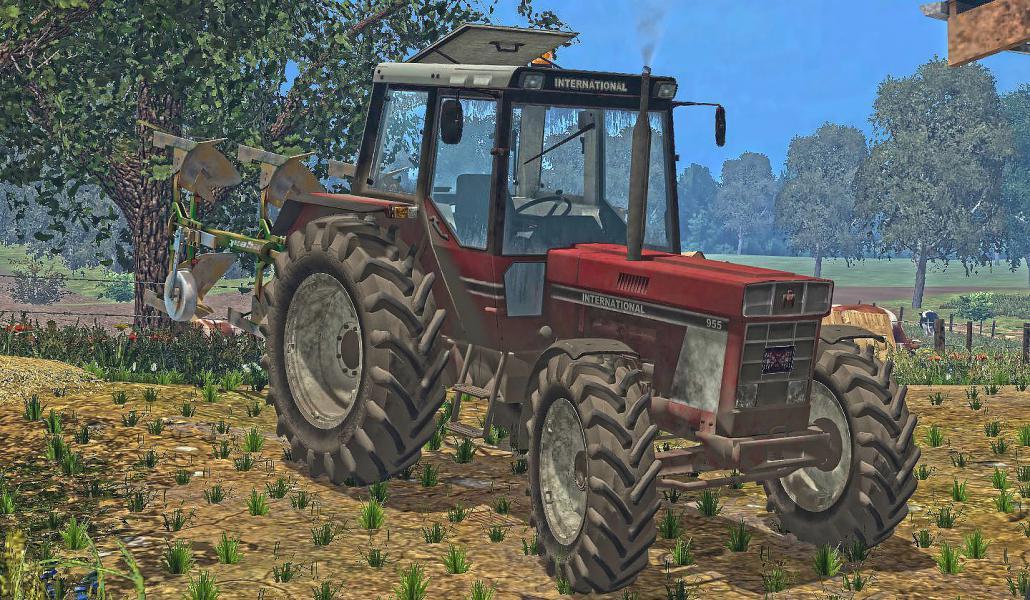 Ihc International 955a Fs 2015 Farming Simulator 2019