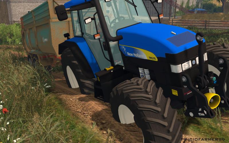New Holland Pack (M160 TM175 TM190) V 2 0 Tractor - Farming