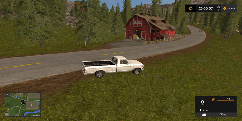 FS American Valley Map V Farming Simulator - Us map mod fs 17