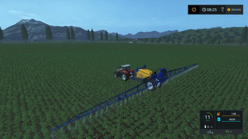 FS17 Canadian Agriculture map V 10 Farming simulator 2017