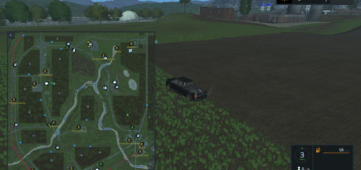 FS17 Waldsassen V 100 Beta Farming simulator 2017 2015 15