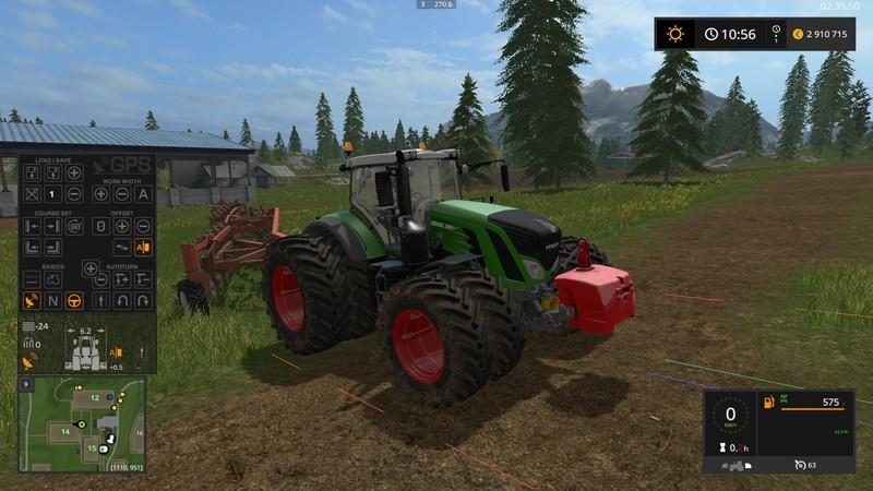 Farming simulator 2018 моды gps скачать