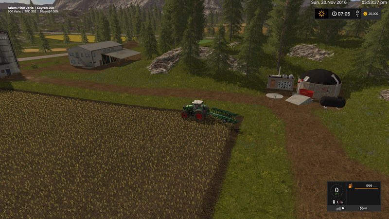 FS17 Goldcrest valley plus plus V 1 4 - Farming simulator