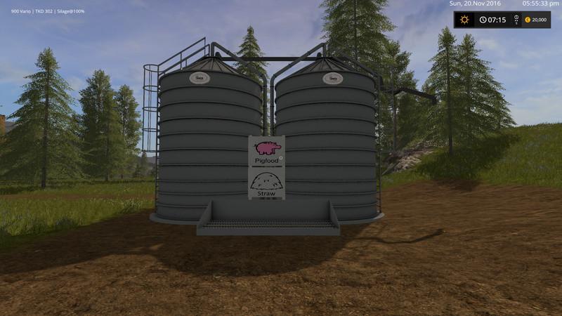 FS17 Goldcrest valley plus plus V 1 5 - Farming simulator