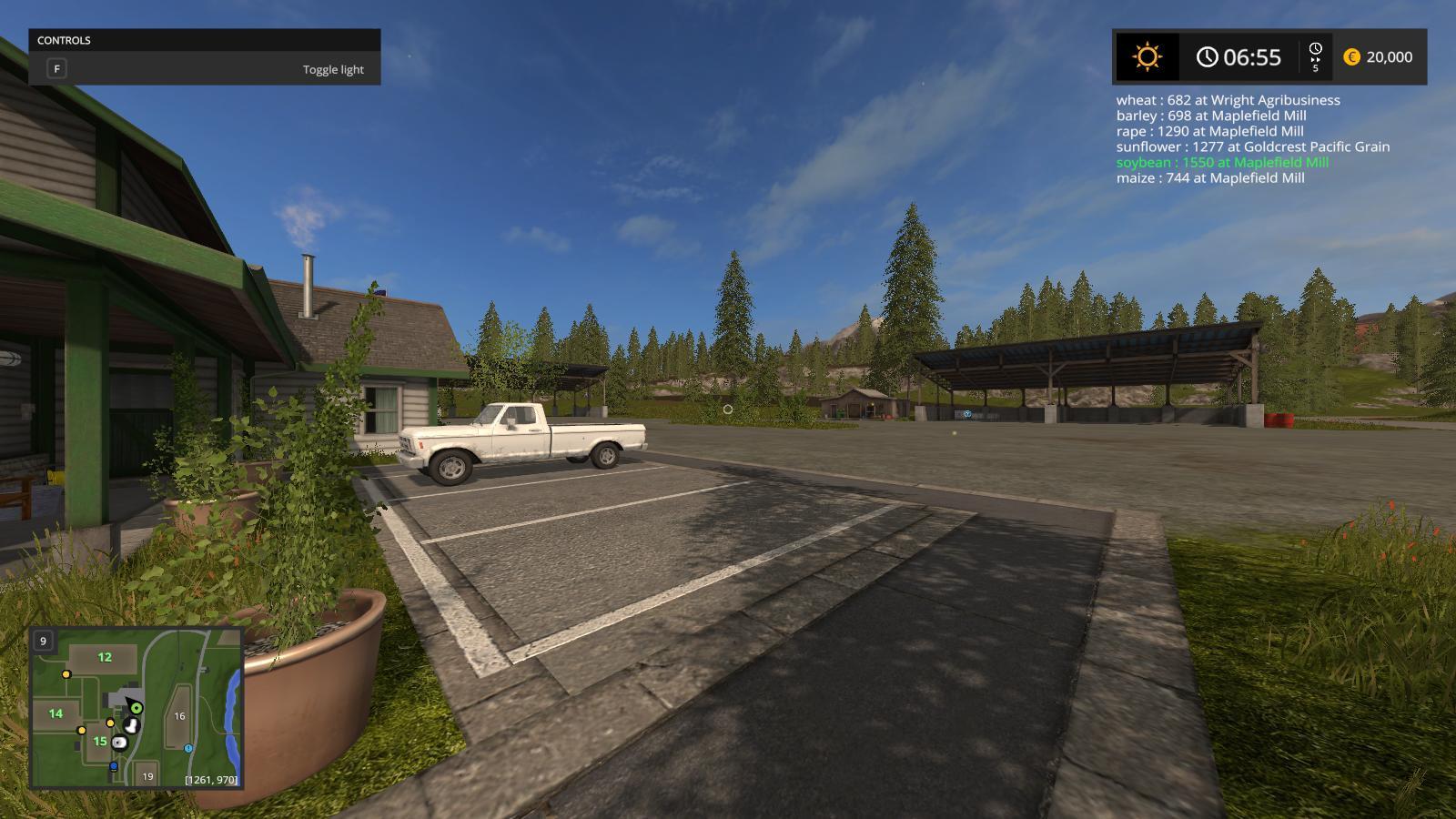 Смотреть игру фермер симулятор 2015
