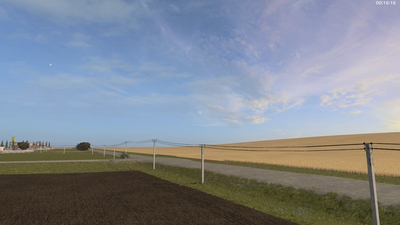 FS US HILL V Farming Simulator - Us 17 map