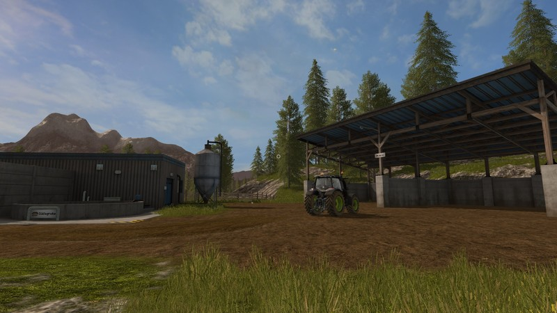FS Us Valley Neuer Hof V Farming Simulator - Fs 17 us map