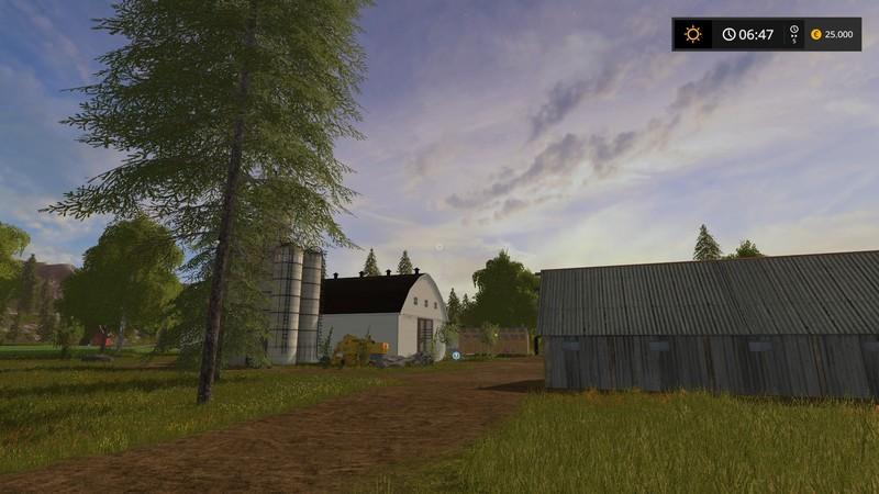 FS Us Valley V Farming Simulator LS Mod - Us map mod fs 17