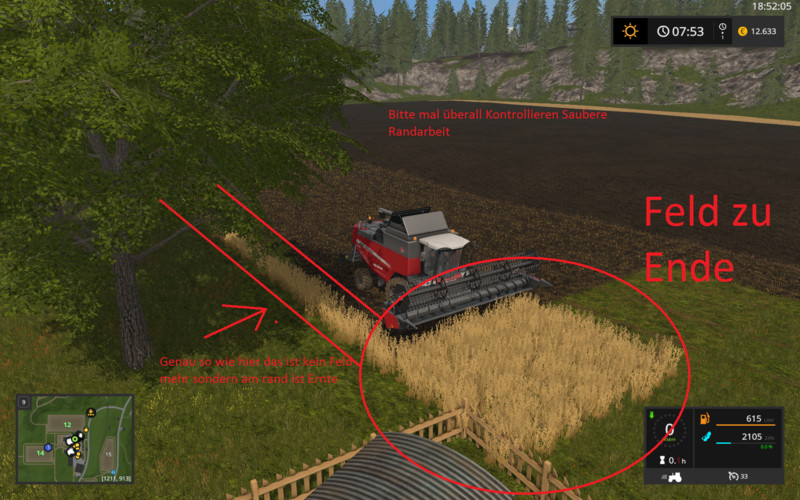 FS Us Valley V Map Farming Simulator - Us map mod fs 17