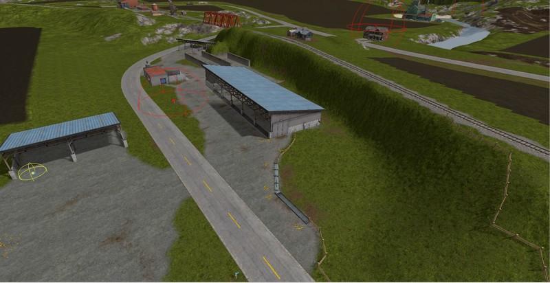 FS17 Goldcrest Valley V 1 0 - Farming simulator 2019 / 2017