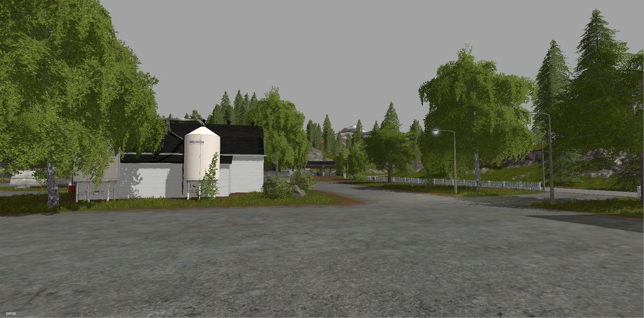 FS17 Goldcrest Valley edit by Bestia1982 v1 0 - Farming