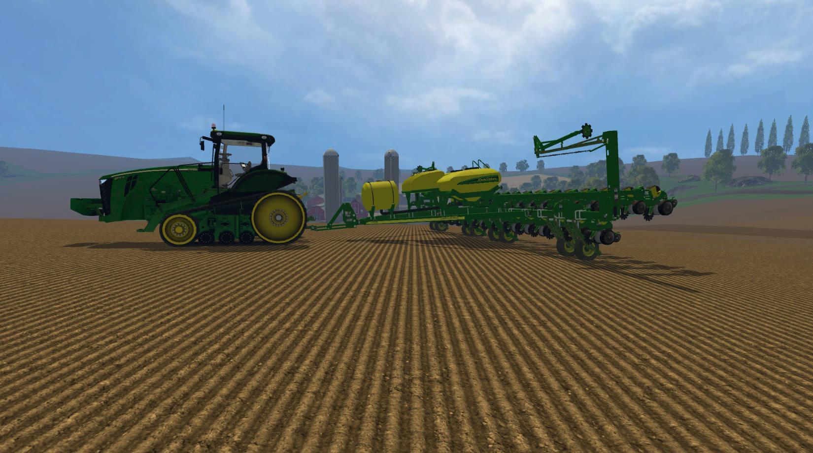 Fs15 John Deere 1790 Splitrow V1 Farming Simulator 2019 2017