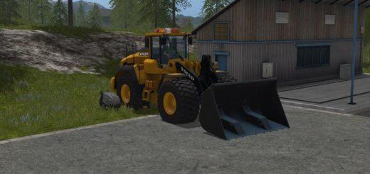 Farming Simulator 2017 Forklifts, Excavators mod | FS17