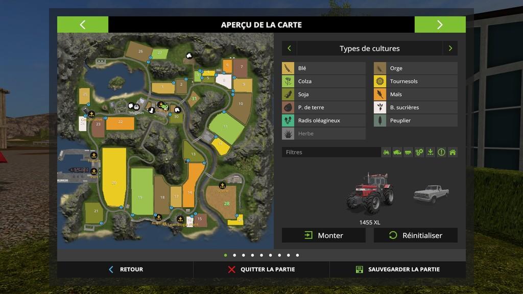 carte farming simulator 2020 FS17 Farming Legend Map   Farming simulator 19 / 17 / 15 Mod