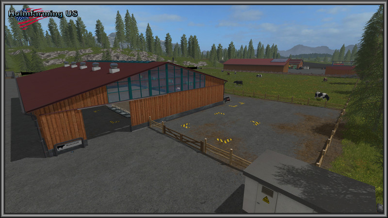 FS Holmfarming US V Farming Simulator - Fs 17 us map