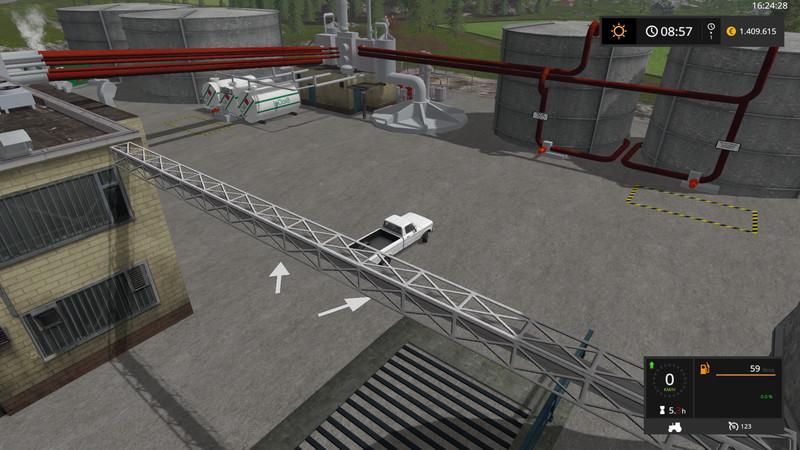 FS17 Mining & Construction Economy V 0 1 - Farming simulator