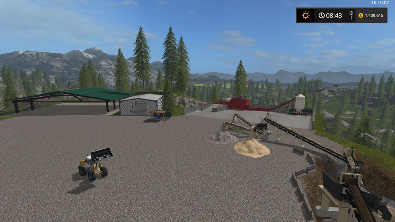 FS17 Mining & Construction Economy V 0 1 - Farming simulator