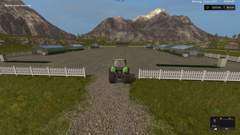 FS Norway V Farming Simulator LS Mod - Norway map game