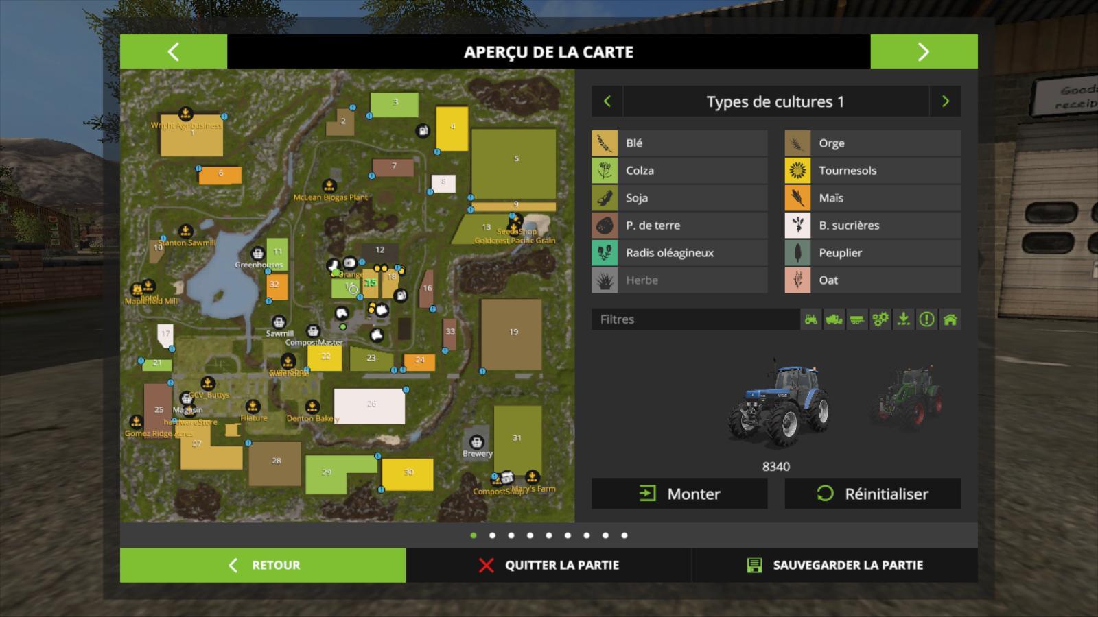 FS17 PRODUCTION MAP V1300 Farming simulator 2017 2015 15