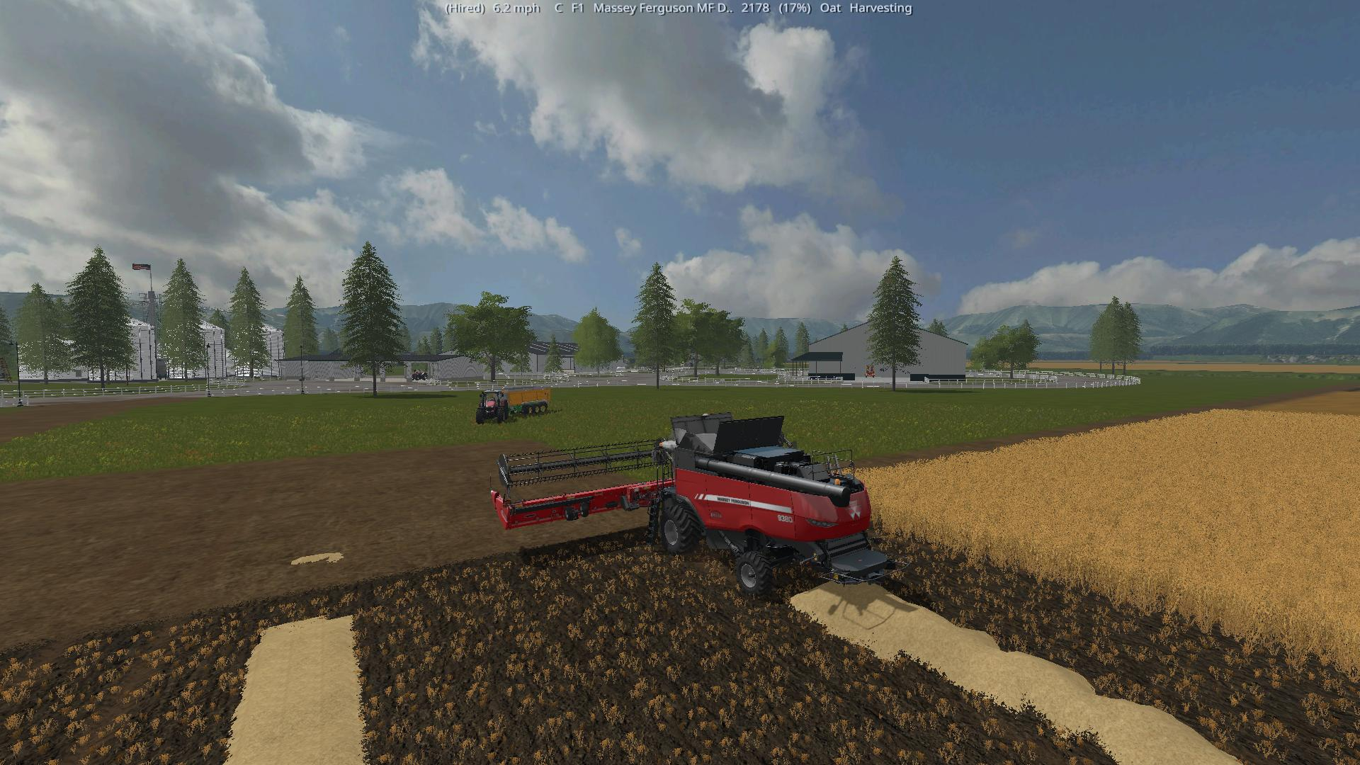 FS SMALL TOWN USA V Farming Simulator - Fs 17 us map