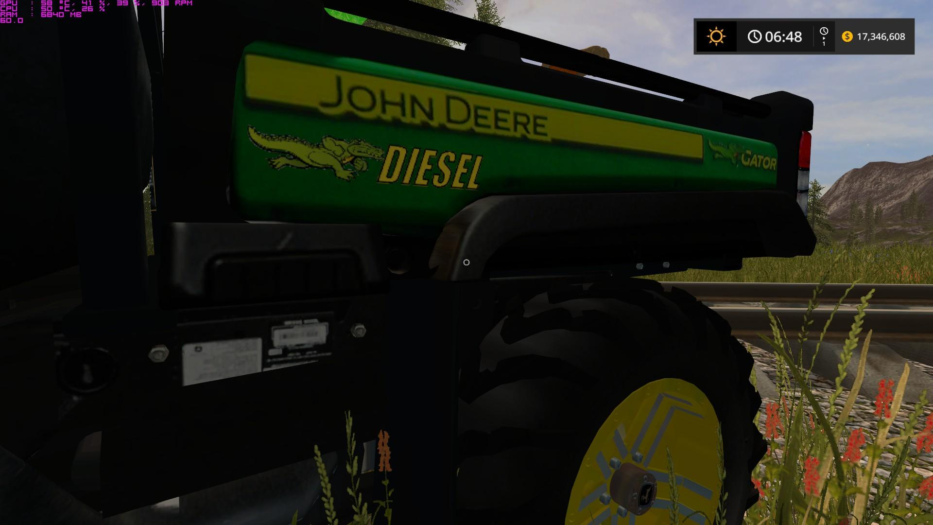 John Deere Gator Top Speed The Best Deer Of 2018 Hpx 4x4 Wiring Diagram Fs17 Sel Farming Simulator 2019 2017