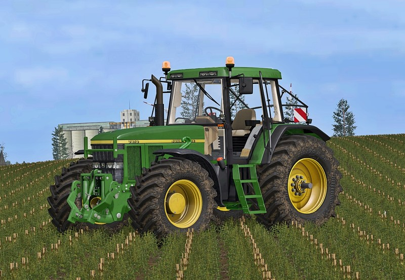 FS17 John Deere 7710/7810 V 2 0 - Farming simulator 2019 / 2017