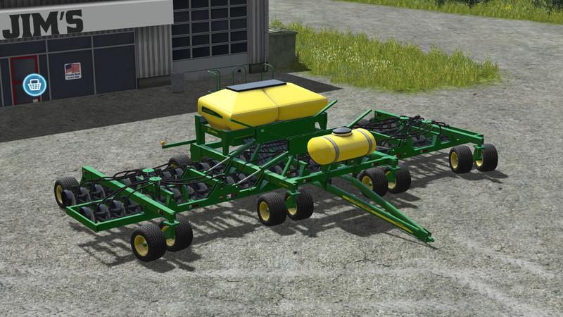 Fs17 John Deere 1990ccs V 1 1 Farming Simulator 2019