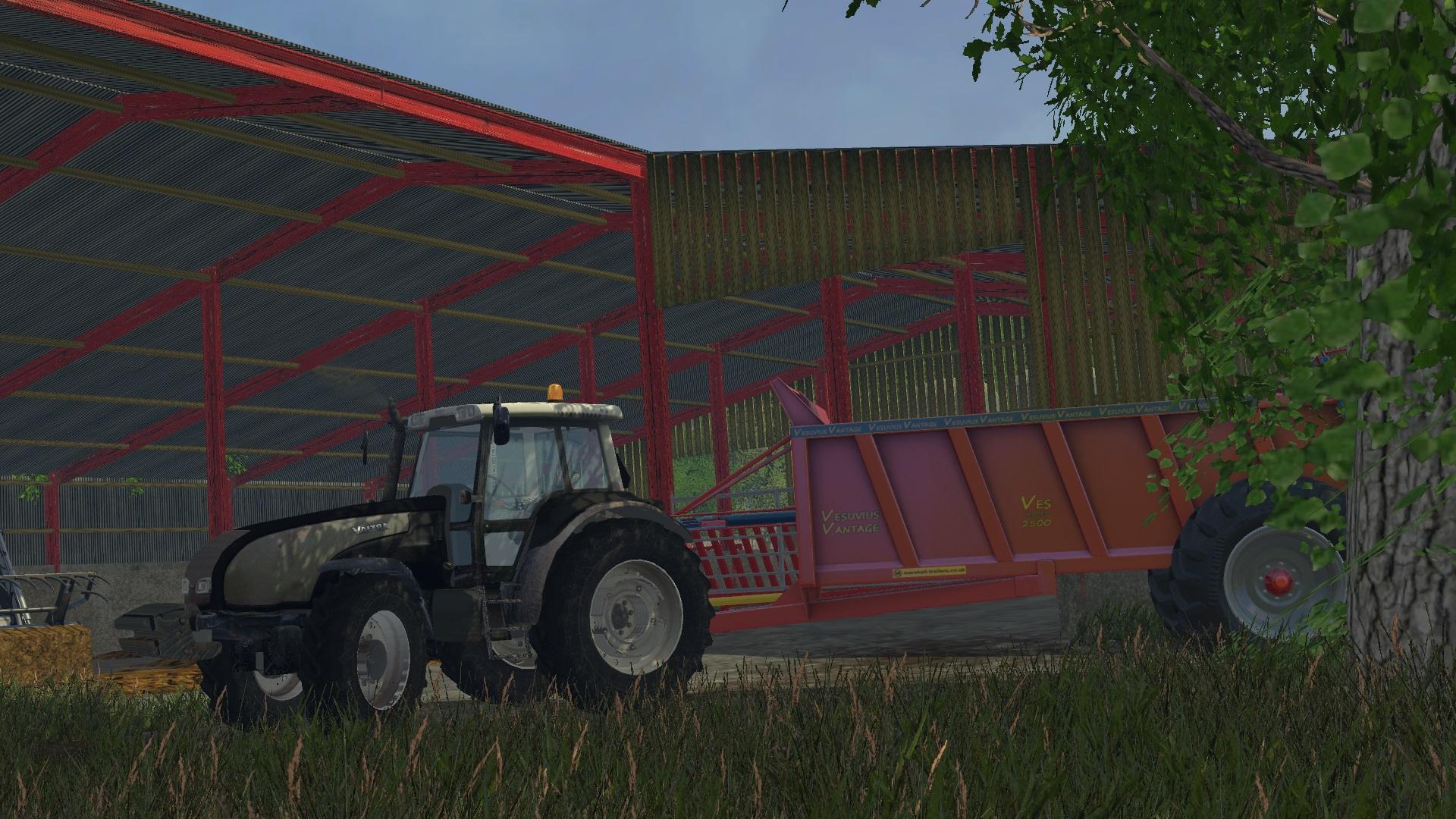 FS17 WOODSIDE FARM V1 0 - Farming simulator 2019 / 2017 / 2015 Mod