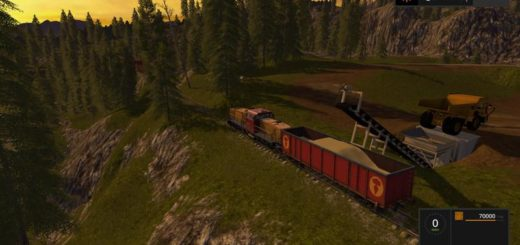 Goldcrest Valley - Farming simulator 2019 / 2017 / 2015 Mods