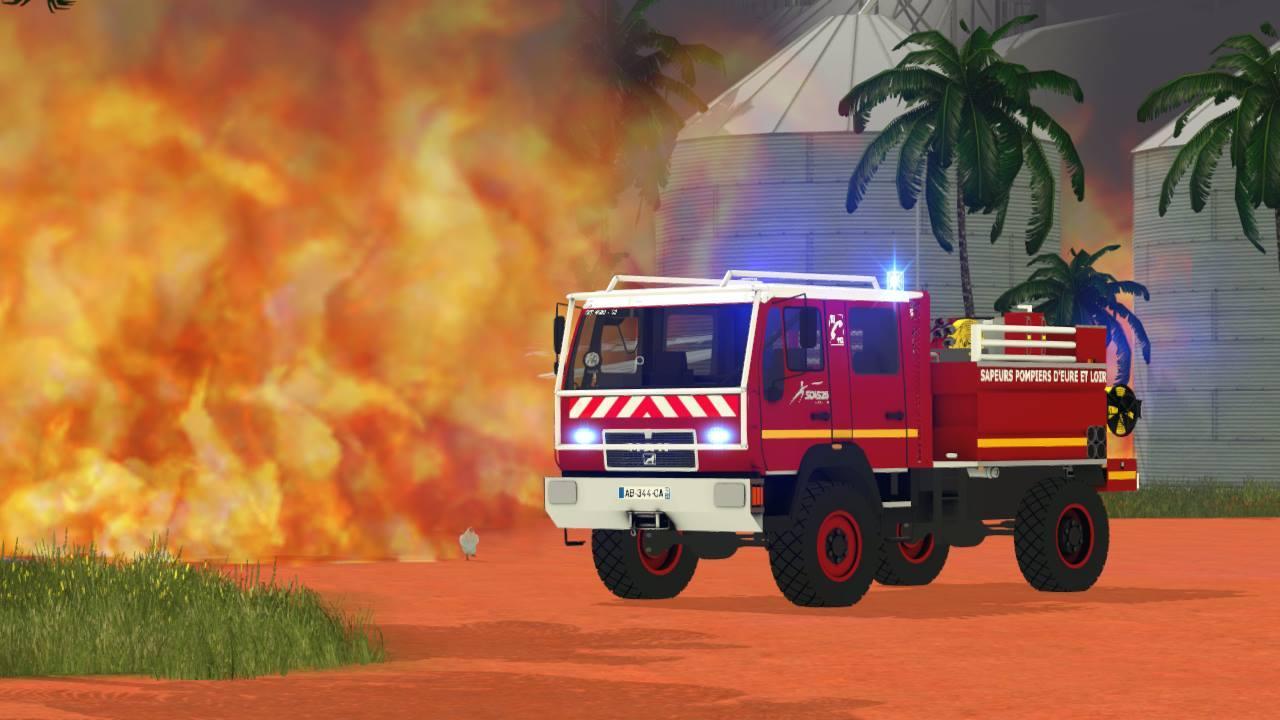 FS17 FIRE MOD BUILDABLE V1 0 - Farming simulator 2019 / 2017 / 2015 Mod